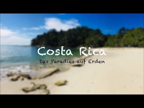 Mietwagenabenteuer Costa Rica 2018! Eine Reisedokumentation! HD