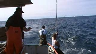 Jason Morris Tuna Fishing