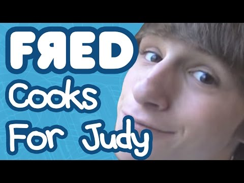 Fred Cooks for Judy