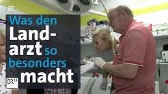 Ärztemangel: Mit dem Landarzt unterwegs im Bayerischen Wald | BR24