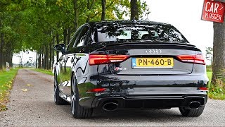 DRIVING the NEW Audi RS3 Sedan 2018 | The M2 and CLA45 KILLER?