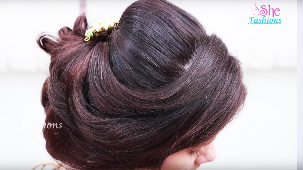 Ladies Hair Style Tutorials New Hair Style For Girls 2017 Youtube
