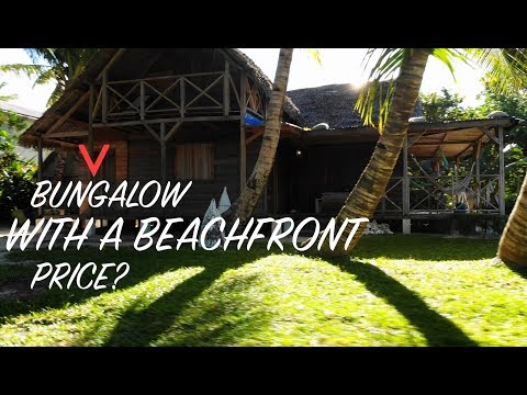 Bungalow by The Beach - Best Bungalow in Sainte Marie, Madagascar