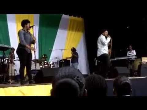 Edna Manley Jamaica Open Day Concert 2013