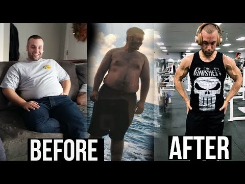 Hospital Bed To Physique Stage: Dillon's Amazing 150 Pound Weight loss Story