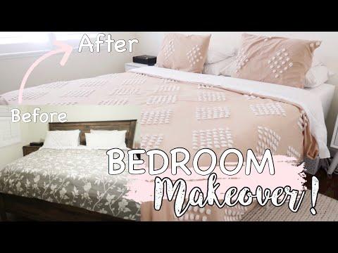 Master Bedroom Makeover! | Mid-Century Modern