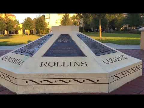 ROLLINS COLLEGE CAMPUS TOUR