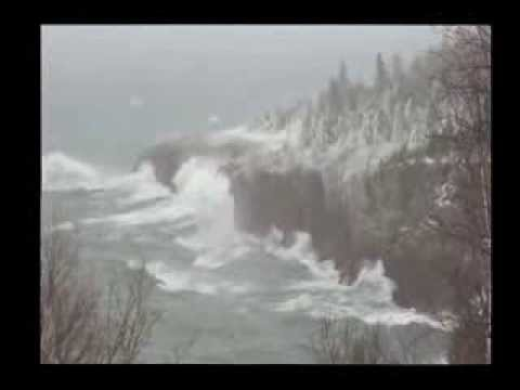 Lake Superior Storm  Dec 4,2013