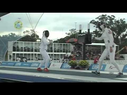 Copa Mundial de Pentatlo Moderno 2016 - Final Feminina
