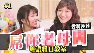 【中國人在台灣】「中國人在台灣」#中國人在台灣,【廣東話髒話教學...