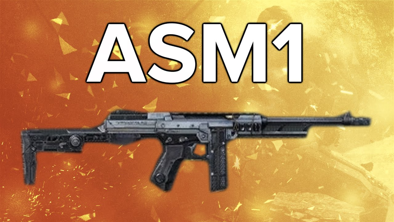 Advanced Warfare In Depth: ASM1 SMG Review (& Variants Guide)