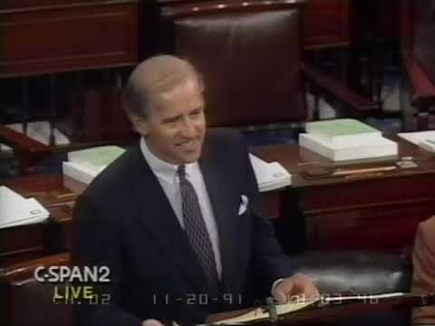 Flashback video: When Biden backed Barr to be AG