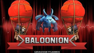 Clash of Clans Attack Guide: Balloonion