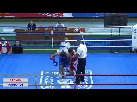 Armenian Boxing Championship 2018 Day 1 23102018
