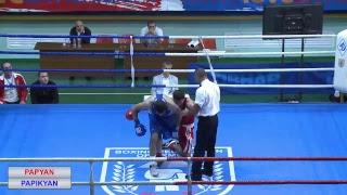Armenian Boxing Championship 2018 Day 1 23.10.2018