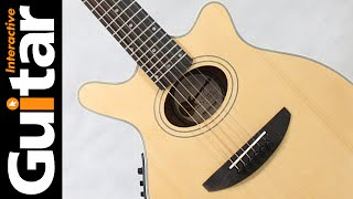 BMG Rhapsody Electro Acoustic | Review | Guitar Interactive