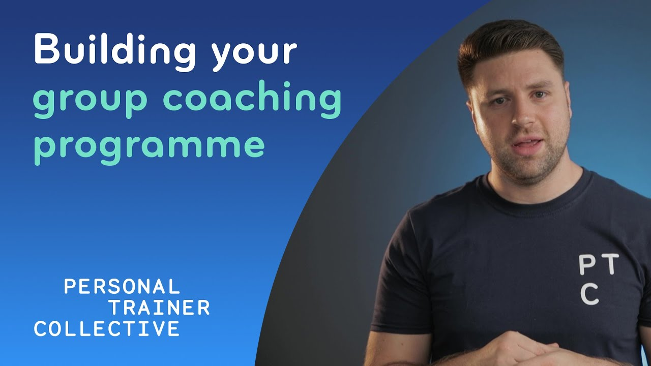 Online Personal Training - Group coaching model