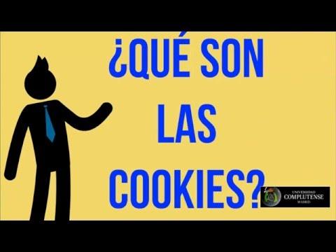 Informática para principiantes - Cookies