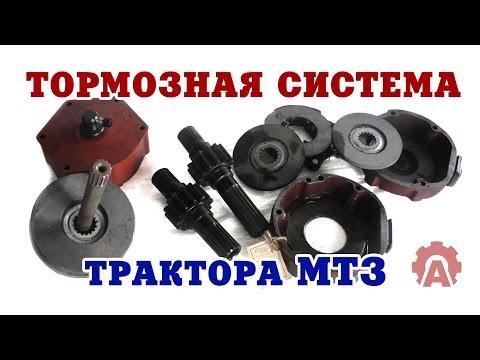 Тормозная система МТЗ 80,82