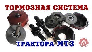 Тормозная система МТЗ 80,82(, 2017-03-10T12:16:05.000Z)