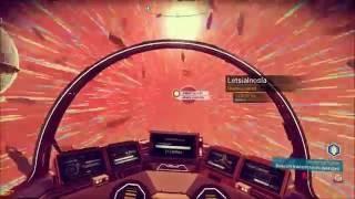 No Mans Sky   Ep2   Space Flight