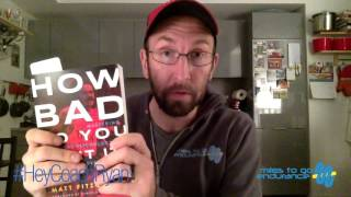 HeyCoachRyan Episode 22 How Bad Do You Want It Book Review