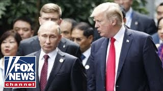 Will Trump ever get credit for cracking down on Russia?