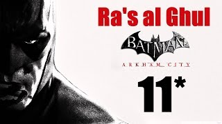 CZ tit. | Let's Play | Batman: Arkham City | #11 | NG+ | 1080p