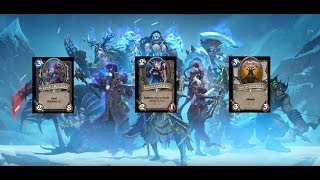 Hearthstone: Knights of the Frozen Throne New Card Reveal Part 16