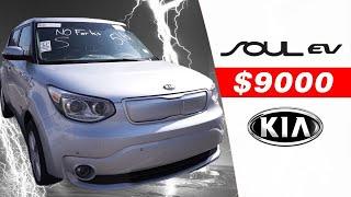 Электроавто Kia Soul EV Plus: обзор, сравнение с Fiat 500e