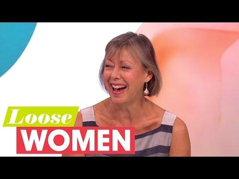 Jenny Agutter On Working With Nicholas Farrell  Loose Women