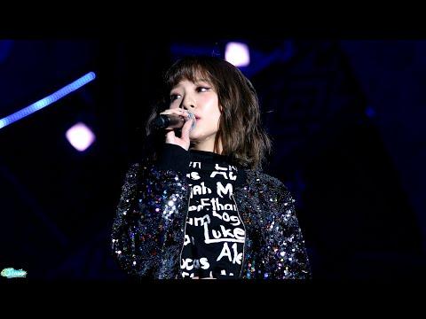 [4K] 181020 볼빨간사춘기 '나의 사춘기에게' 직캠 Bol4 'To My Youth' Fancam (그랜드 민트 페스티벌 2018) By Jinoo