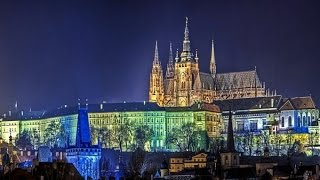 2014  Пражский Град. Прага(Пражский град можно сравнить с Кремлем, который так же окружен крепостной стеной с бойницами и башнями,..., 2014-05-19T07:09:24.000Z)