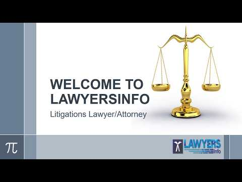 Litigation lawyers/Attorneys near me in united state