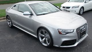 2014 Audi RS5 Walkaround, Start up, Exhaust, Tour and Overview