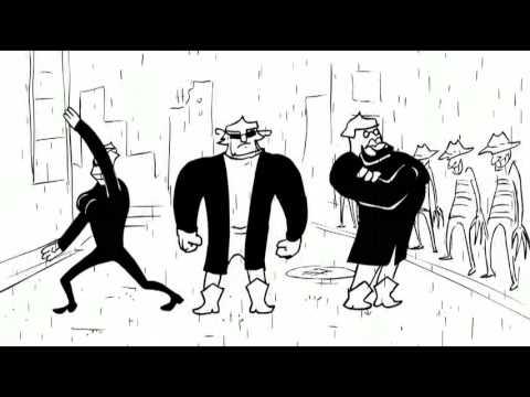 Три богатыря против Фредди Крюгера⁄Freddy Krueger Vs Three Russian Bogaturs Animation