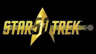 Star Trek 50th anniversary tribute.