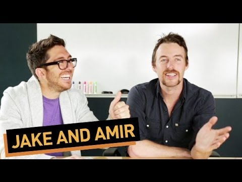 Jake And Amir Poster Ideas Youtube
