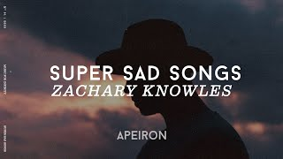 Play super sad songs