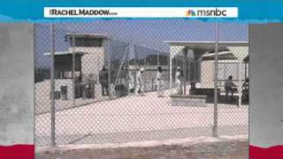 Rachel Maddow - Radical NDAA bill would be dangerous in the hands of a radical president