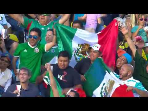 Match 11: Mexico V Nigeria - FIFA Beach Soccer World Cup 2017