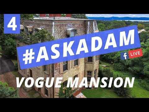 "#AskAdam Live: Episode 4, ""Vogue Mansion"""