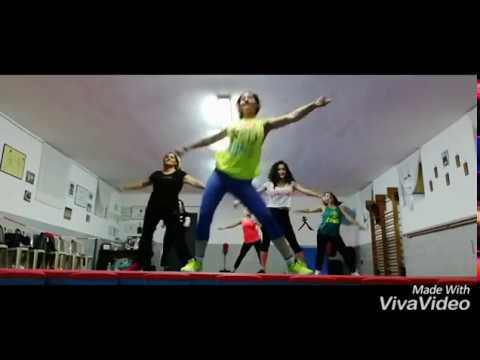Baila como el Papu Zumba Fitness :::...Emma Forte ...:::