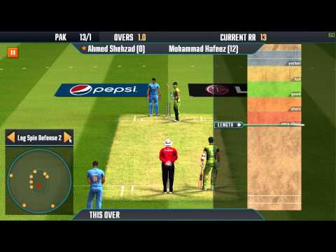 ICC Pro Cricket 2015 India vs Pakistan | 1080p