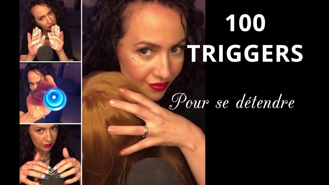 ❤️ 100 TRIGGERS POUR SE DETENDRE - demande des abonnés