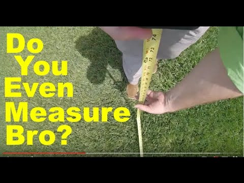 Measuring The New Lawn - Property Mapping