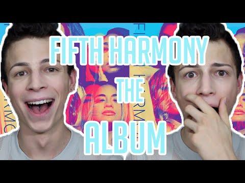 Fifth Harmony- FIFTH HARMONY  REACTION