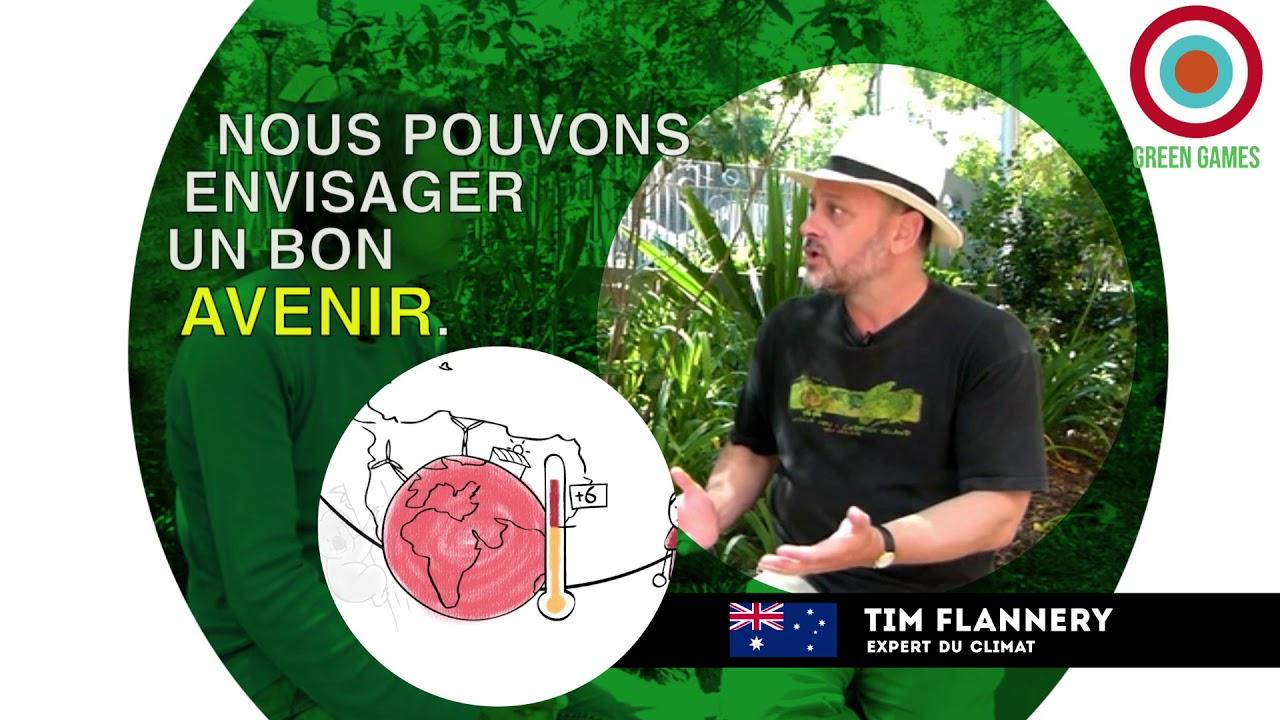 #005 TIM FLANNERY, le dérèglement climatique