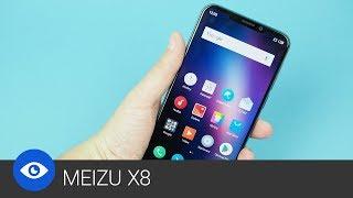 MEIZU X8 (první pohled)