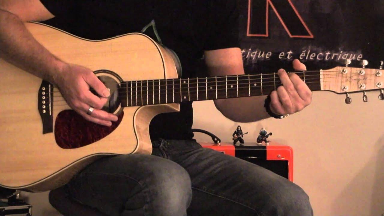 guitare acoustique les 10 rythmiques essentielles